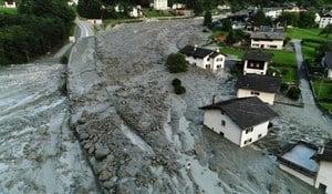 瑞士小村發生山崩 八名登山客失蹤