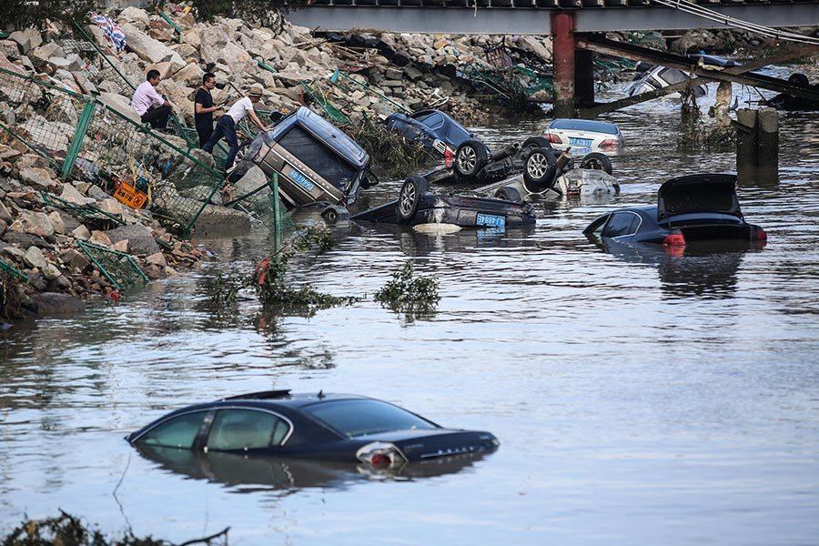 颱風天鴿已致18死 強風暴雨龍捲風襲廣西