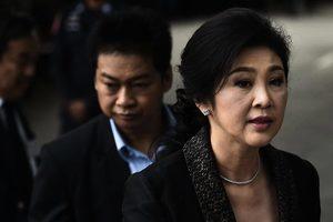 泰國前總理英祿被判監五年 逃亡細節曝光