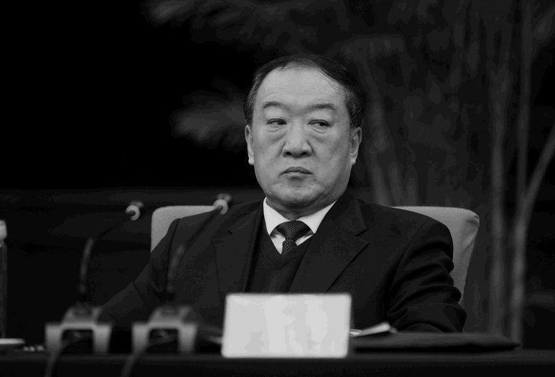 中巡組對吉林省整改的要求,主要是清除兩人流毒,一是蘇榮、二是王珉,他們都在該省工作多年且擔任過重要領導職務。(網絡圖片)