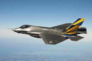 包圍北韓 逾百架F-35戰機將部署西太平洋