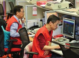 港股連四日價量齊升 曾一度創兩年新高紀錄