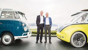 福士I.D. BUZZ概念電動車將於2022年量產上市