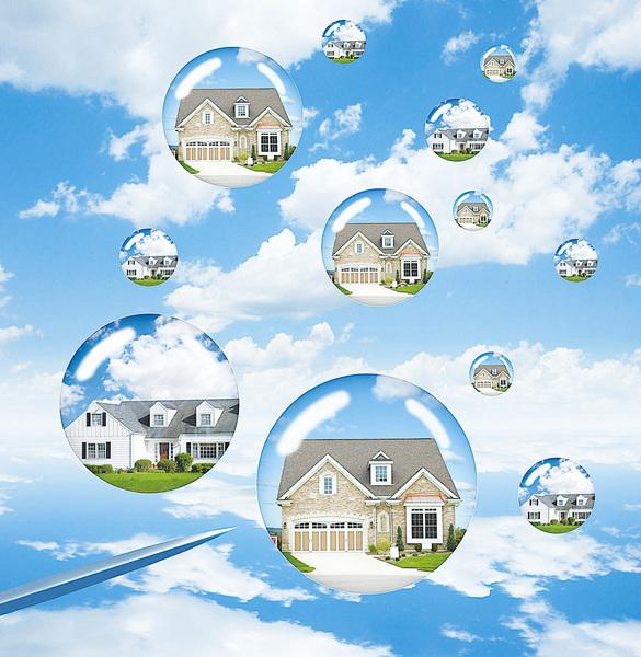 經濟學家:加拿大樓市泡沫不存在  樓市不會硬著陸或引起經濟災難