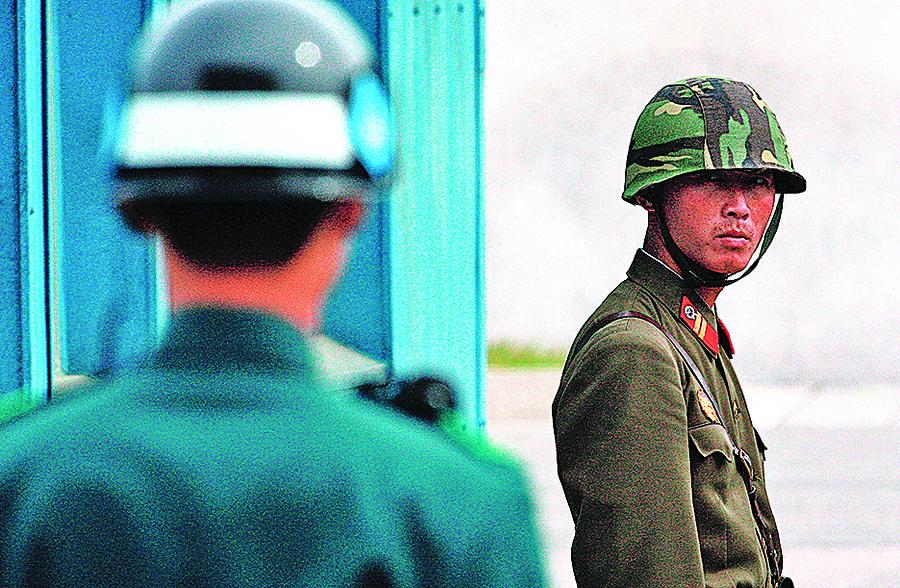 乾旱加制裁 朝鮮人越發不滿金正恩