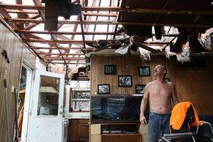 颶風哈維重創德州 特朗普擬親訪災區