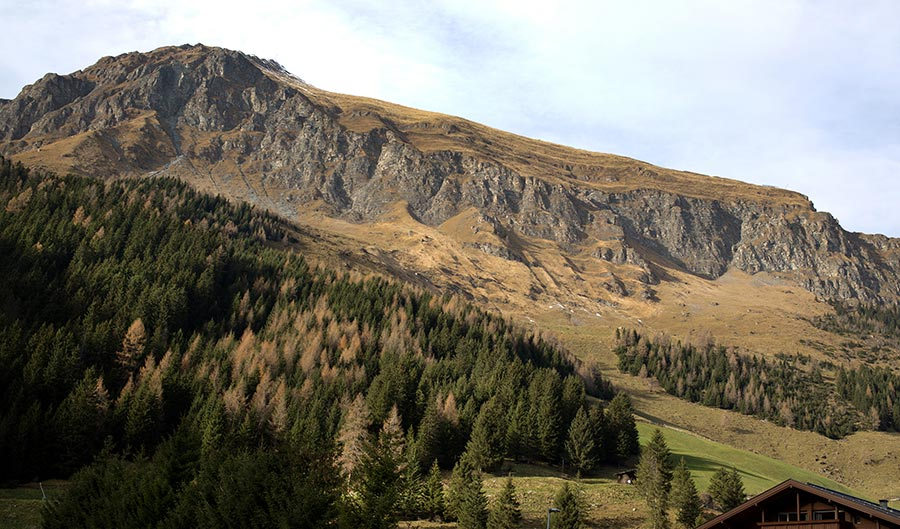 圖為夏季時的奧地利齊勒塔爾山谷。(DAVID GANNON/AFP/Getty Images)