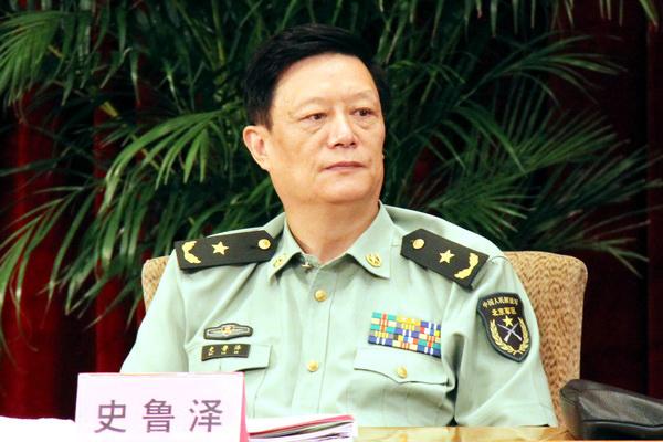 有消息說,中部戰區副司令史魯澤被指「頂風作案」,有嚴重貪腐行為已在早前被逮捕。(網絡圖片)