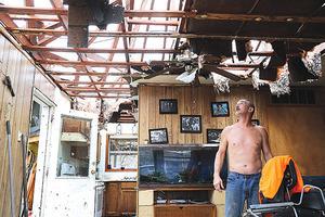 超強颶風橫掃得州災情嚴重