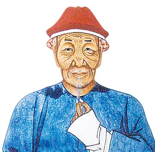 清代文學家蒲松齡,字「留仙」,號「柳泉」,世稱「聊齋先生」,山東淄川(今屬淄博)人,生於明崇禎十三年(西元1640年)。清康熙十八年(西元1679年),虛歲四十的蒲松齡,將蒐集來的民間傳說與奇聞軼事整理後彙編成冊,定名為《聊齋誌異》。(公有領域)