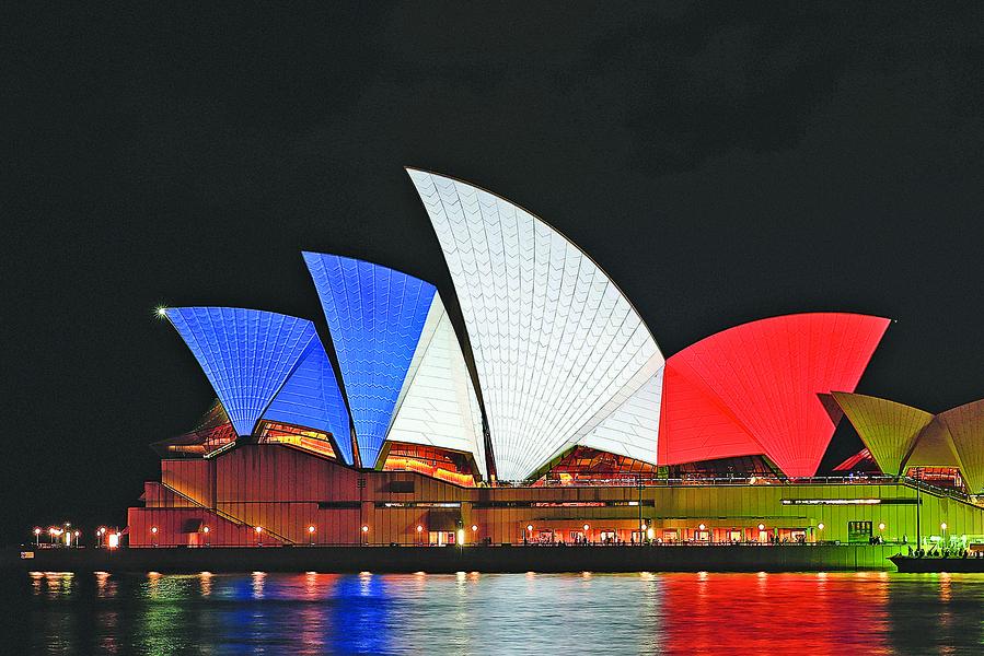 中共滲透澳洲 遭到強力反擊
