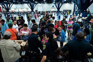 特朗普宣佈路易斯安那州進入緊急狀態