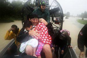 哈維致八死 德州災民:沒有抱怨 我們還活著