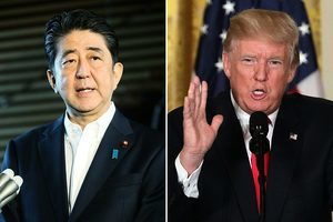 北韓導彈飛越日本上空 安倍特朗普緊急通話