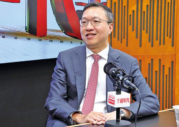 大律師公會主席林定國關注《國歌法》引入香港有否牴觸言論自由,認為政府事前需充份諮詢。(蔡雯文 /大紀元)