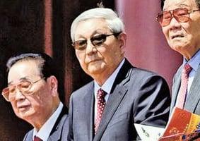 朱鎔基見美官員談中國經濟:「今明兩年難有起色」