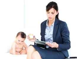職業婦女與全職媽媽的人生抉擇
