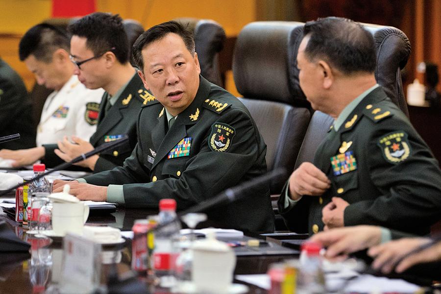 專家披露:中共軍委人事大變玄機