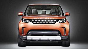 真正的「七人車」 Land Rover Discovery