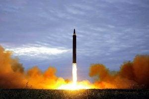 北韓測試新固體燃料發動機 或供新導彈使用