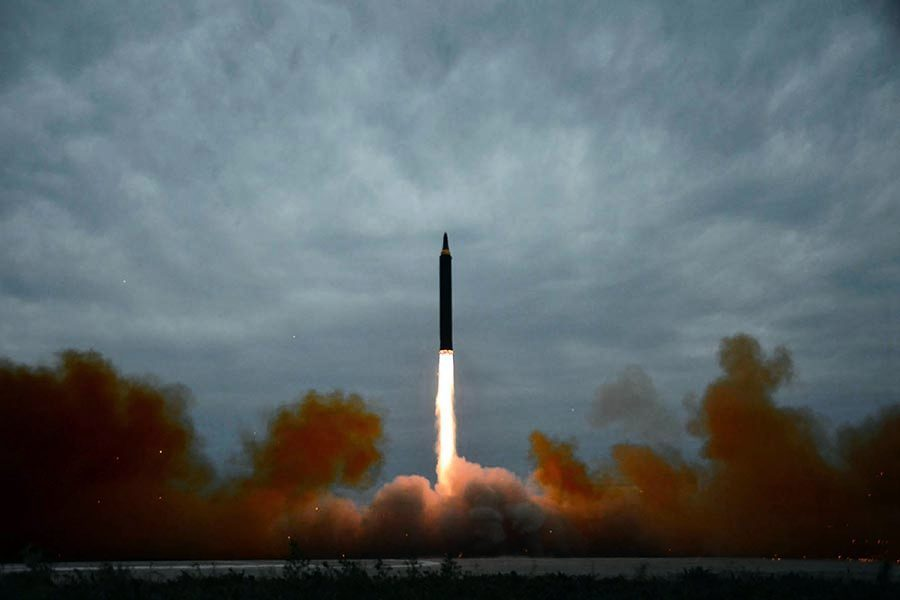 北韓威脅 下次導彈發射指向美國關島