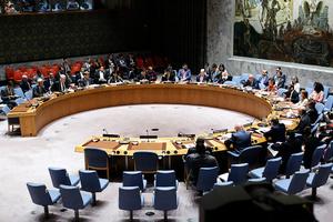 安理會發表主席聲明 一致譴責北韓射彈