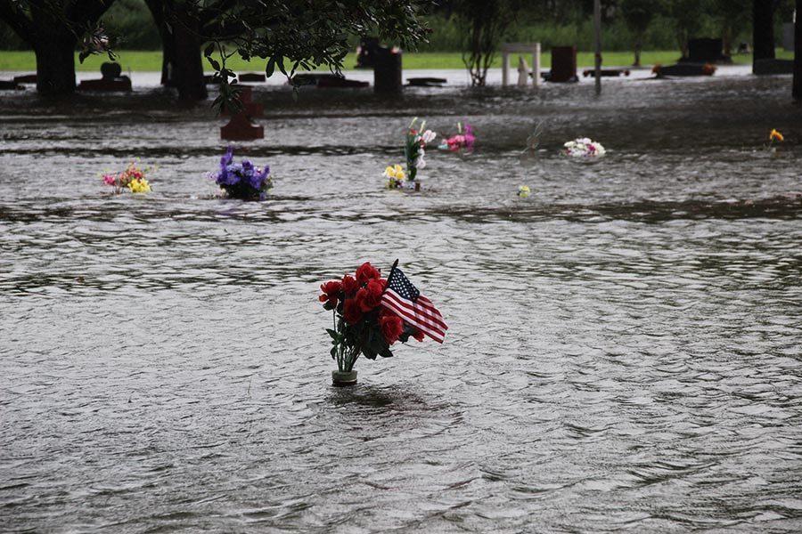 侯斯頓大洪水後 哈維將再襲路易斯安那州