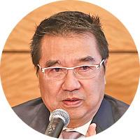 中渝置地副主席兼董事總經理林孝文