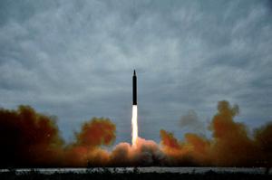 北韓:下次導彈指向關島