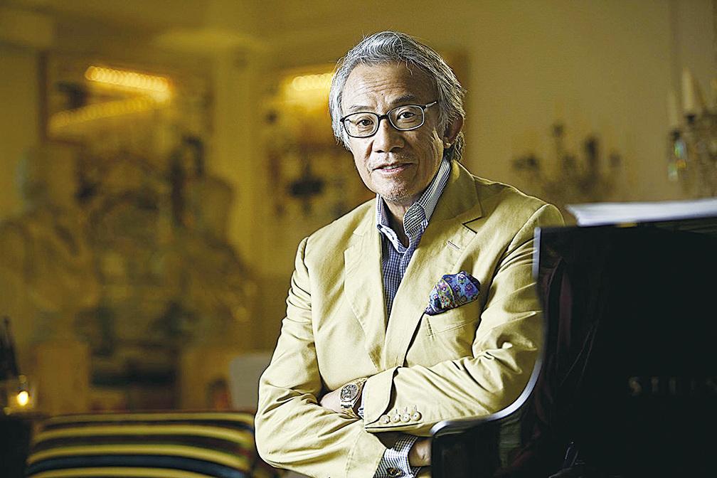 「上海灘」創辦人鄧永鏘病逝, 終年63歲 。(網絡圖片)