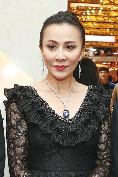 劉嘉玲對於鄧永鏘先生的病逝表哀傷,她表示少了一個好朋友兼好老師。(資料圖片)