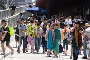赴美拒簽與華人遭遣返增 國航業務驟減