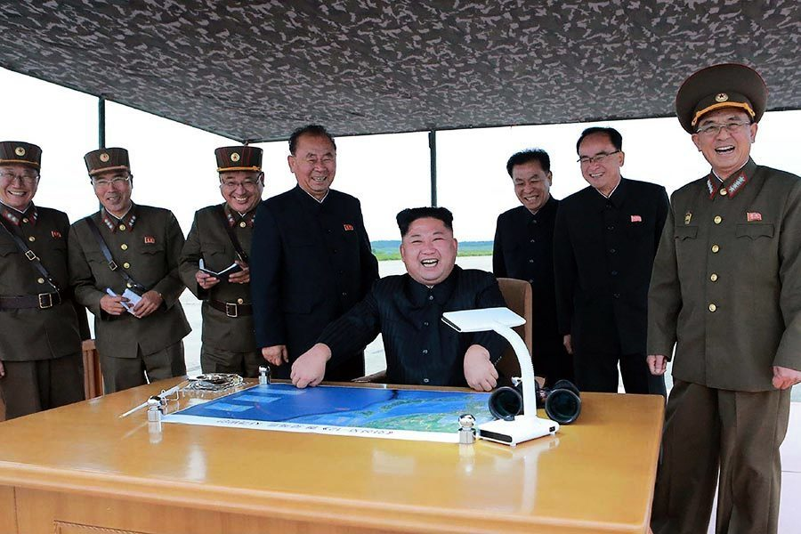 外媒:中共為何不會真的遏制北韓