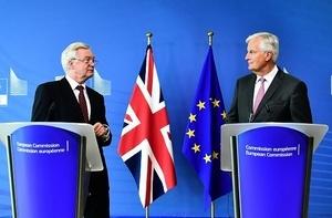脫歐談判英不願披露分手費數額 籲歐盟靈活