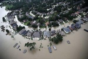 颶風哈維吹襲德州災情整理