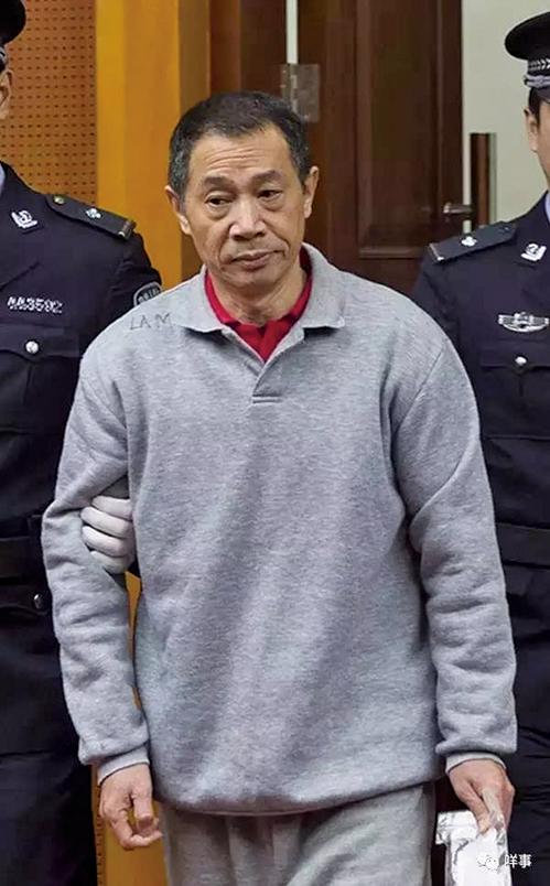█2016年1月29日,曹鑒燎在深圳受審時的圖片。(網絡圖片)