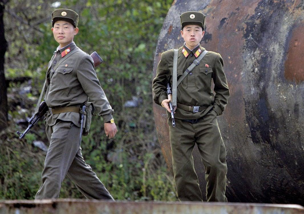 日媒披露,日美兩國將在聯合國安理會上提出對北韓實施石油禁運。(AFP)