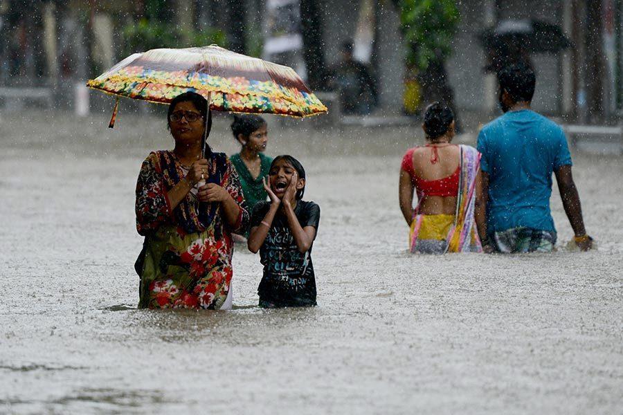 十二年來最慘 南亞洪災造成近二百萬兒童失學