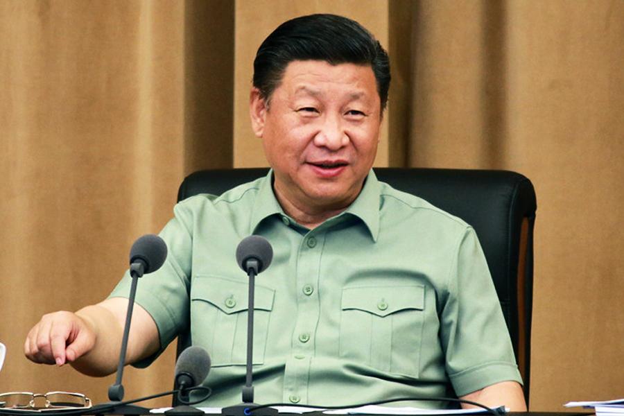 港媒:中共軍委設四副主席 不設軍委委員