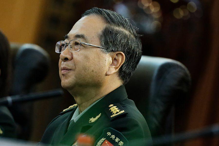 傳房峰輝被查 分析:疑涉中印對峙事件