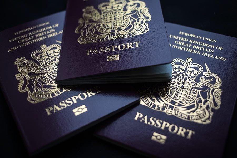 歐盟人離開 英國淨移民降至三年最低點