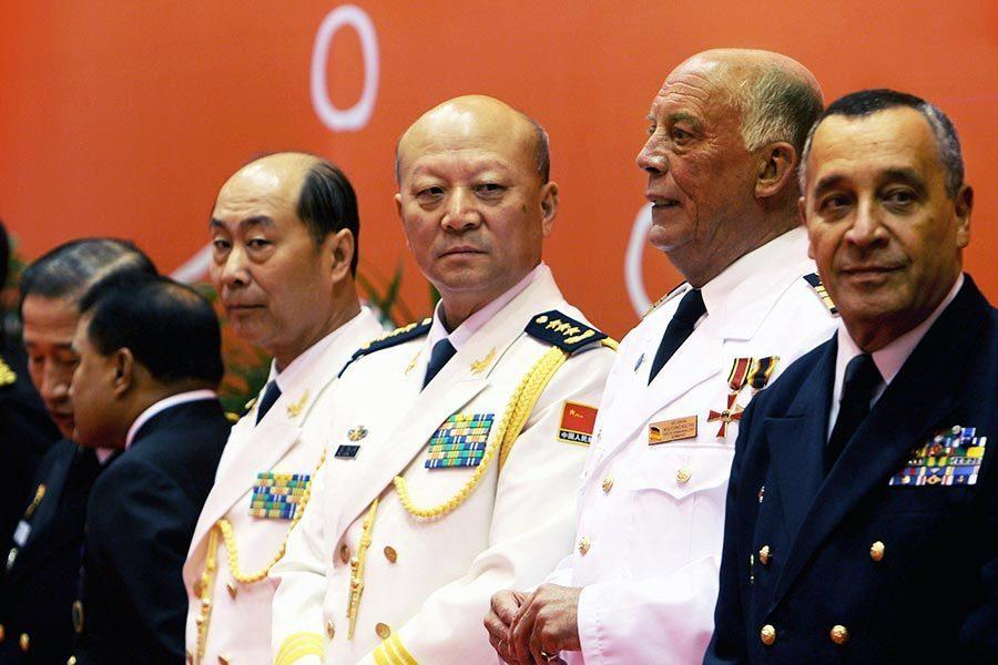 陳思敏:吳勝利正在受查 海軍內掀反腐海嘯