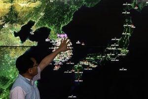 美加緊軍事外交行動 促聯合國授權攔截北韓船隻