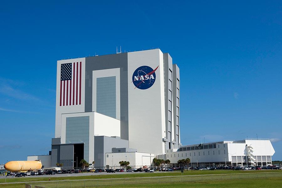 美國總統特朗普提名共和黨國會議員布里登斯坦(Jim Bridenstine)為美國太空總署(NASA)新局長人選。(Matt Stroshane/Getty Images)