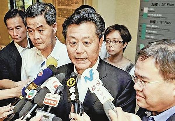 國僑辦副主任李剛突落馬