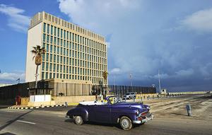 美駐古巴使館再遭神秘聲波襲擊 19受害