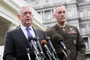 美防長:北韓威脅將引發大規模軍事反擊