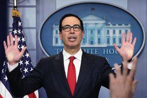 回應核爆 美財長誓言切斷北韓對外貿易