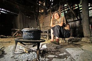 中共脫貧會議稱「窮人不怕窮」引輿論譁然