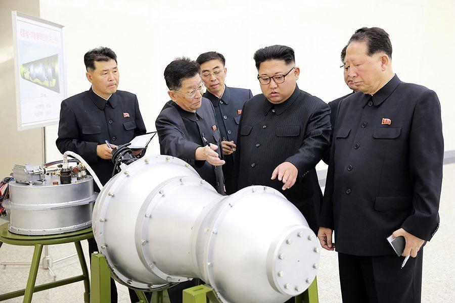 涉嫌塗鴉批判金正恩 傳北韓軍官遭槍斃